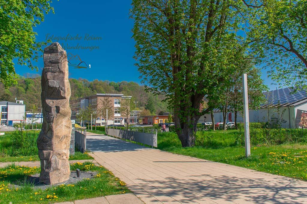 Brücke über den Eipbach-Zufluss der Sieg
