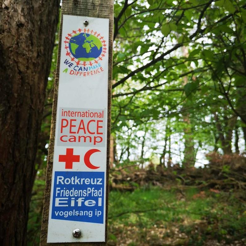 Weg des Friedens