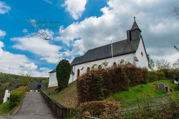Kapelle in Golbach