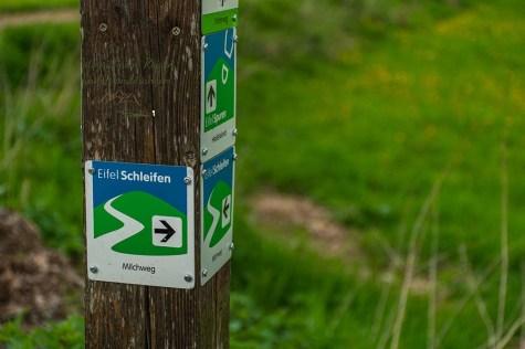 Eifelsteig zwischen Gemünd und Steinfeld