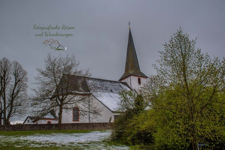 Kirche in Nettersheim