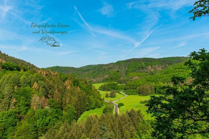 Abenteuer Wanderung im Sahrbachtal