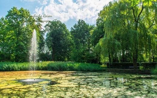 Grüne Oasen im Ruhrgebiet - Halde Rheinelbe und Mechtenberg