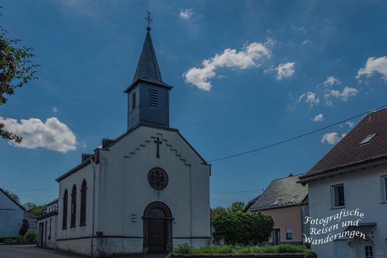 Kirche in Pantenburg