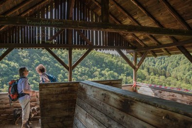 Schmitthütte - Graftschaft Pfad