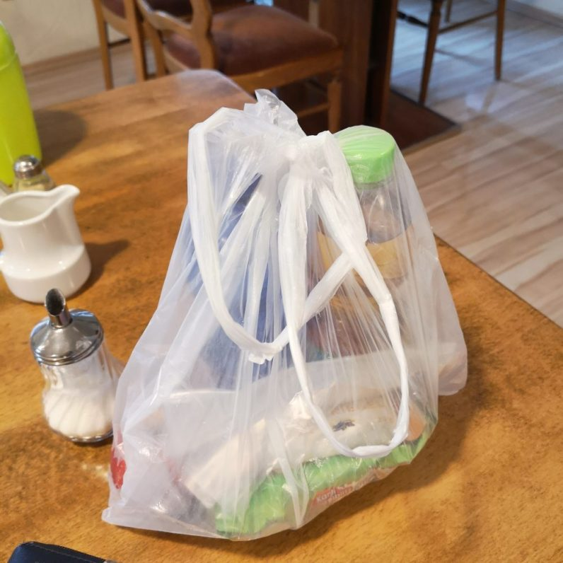 Lunchpaket - Eifelsteig von Bruch nach Himmerod