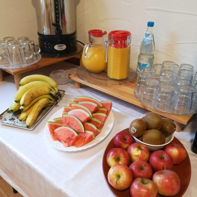 Obst und Saft - Eifelsteig von Bruch nach Himmerod