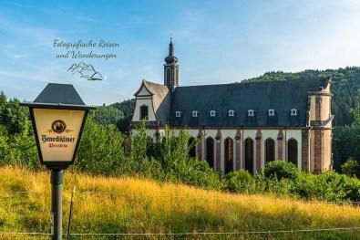 Wieder die Klosterkirche