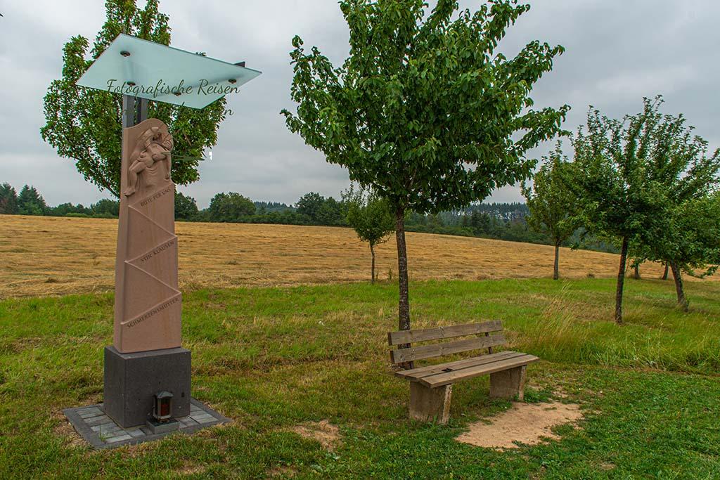 Bittstation Landscheid - Eifelsteig Bruch - Himmerod
