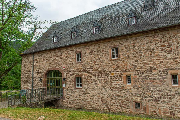 Am Kloster Himmerod