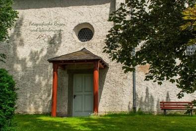 Eingang Feldkirche Habenscheid