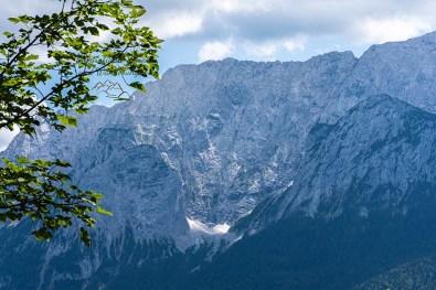 Und da sind sie wieder, die schönsten Berge der Region