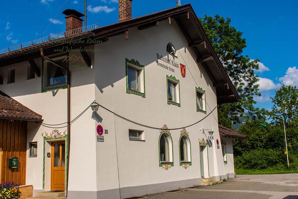 Bahnhof Klais