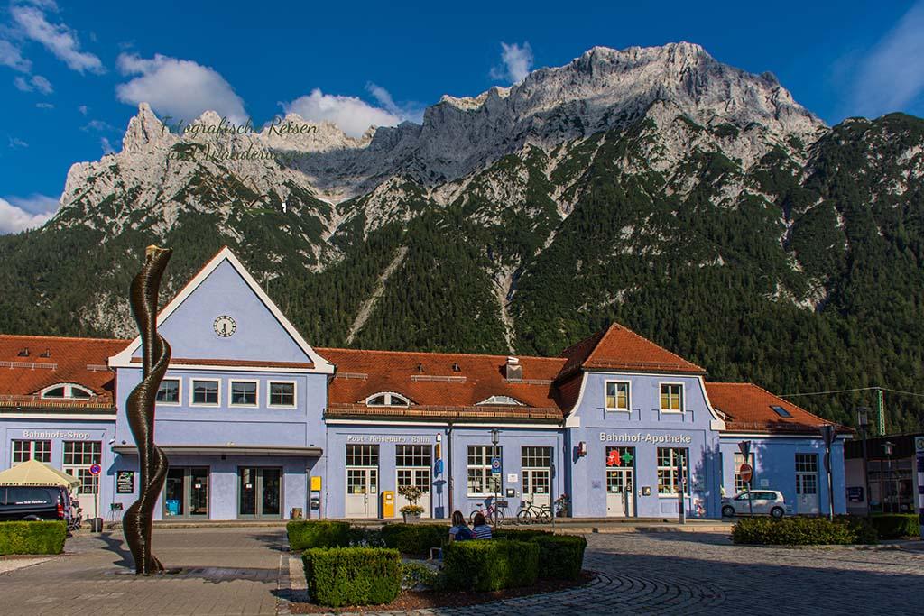 Bahnhof Mittenwald