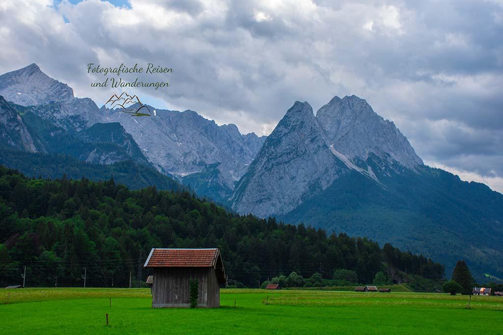 Komm Wandern-Bayern ist wunderschön