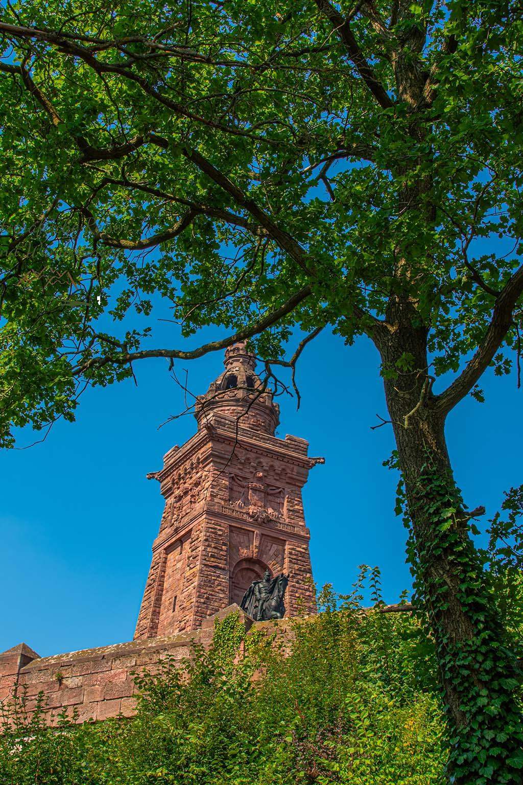 Das Kyffhäuser Denkmal