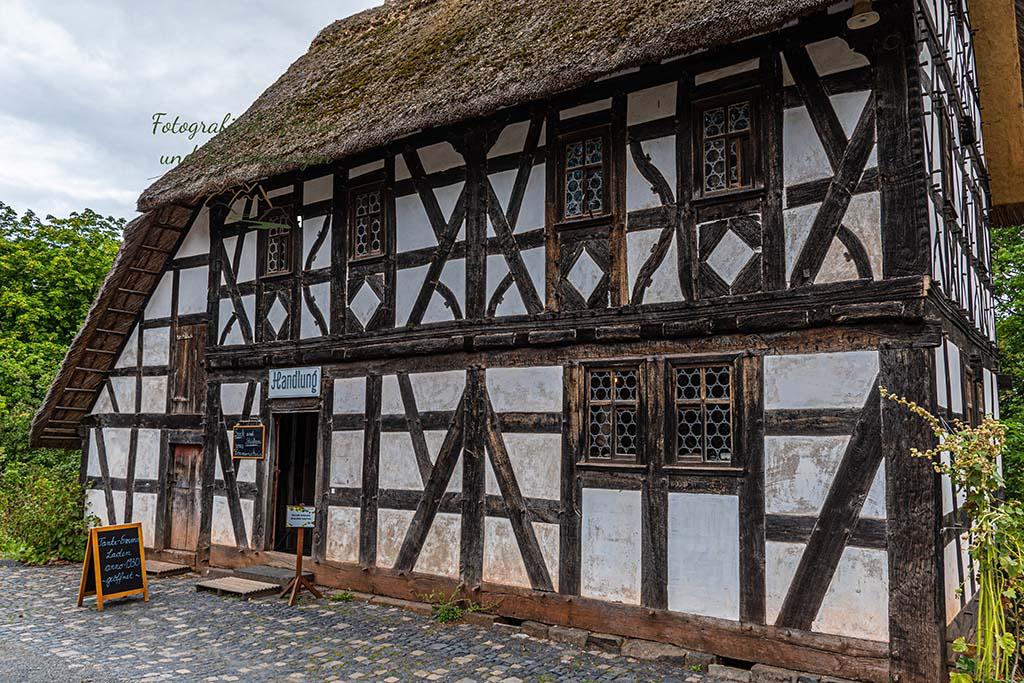 Haus aus Grossholbach