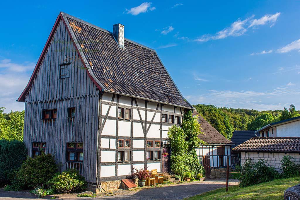 Brachhausen - Start der Wanderung