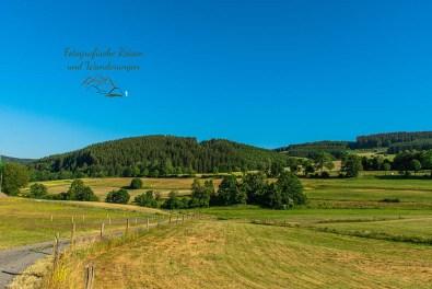 Wiesen, Felder, Wälder - Wandern im Siegerland