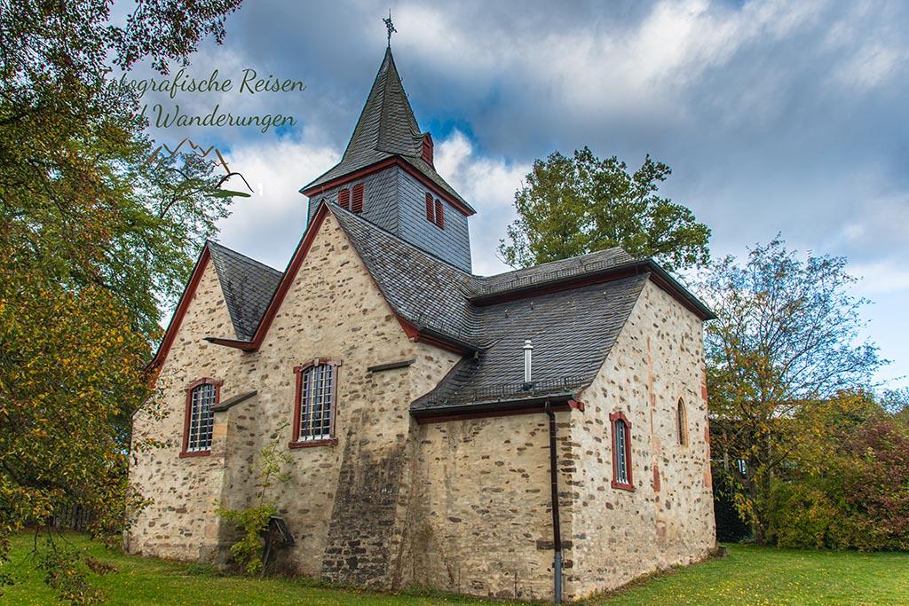 Pfarrkirche Houverath - EifelSchleife Wääsch jangs