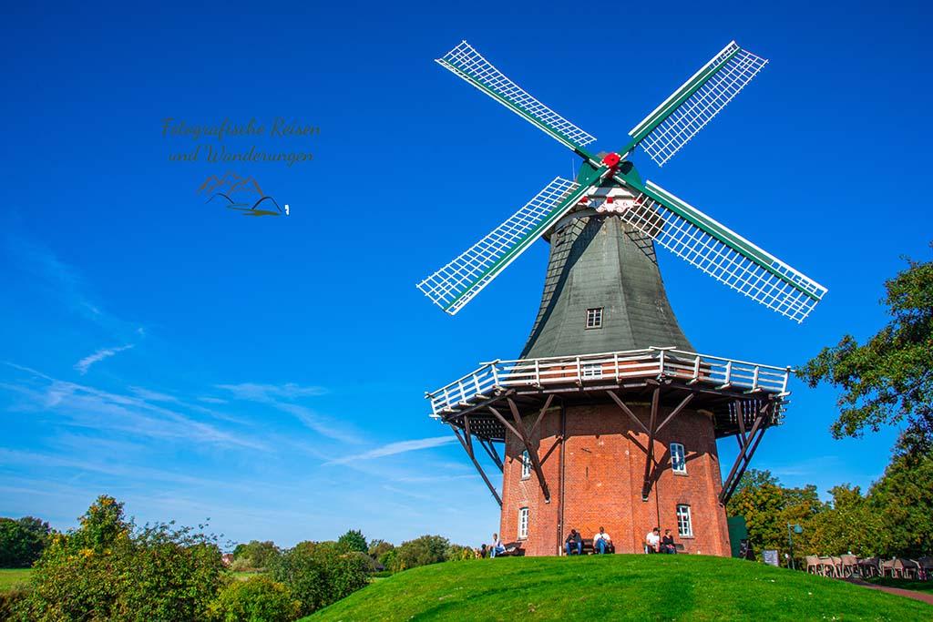 Mühle in Greetsiel