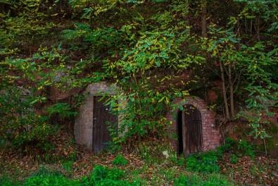 Versteckte Felsenkeller in Beckingen Honzrath