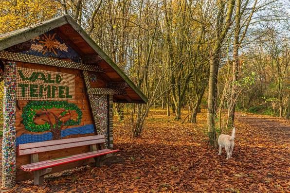 Biertempel - Zwischen Park und Schloss