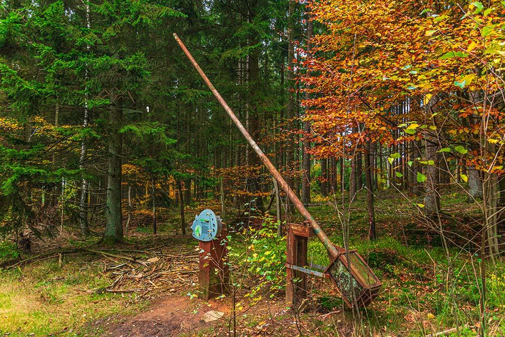 Grenze zu Rheinland Pfalz