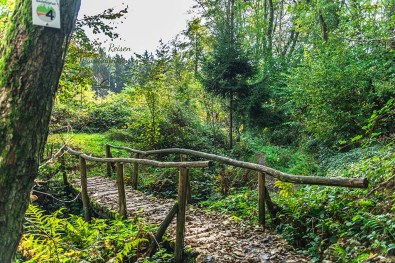 Brücke über den Piesbach