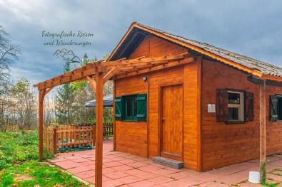 Blockhütte zu vermieten