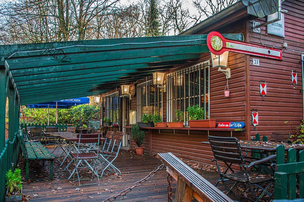 Gaststätte Bahnhof Burgholz