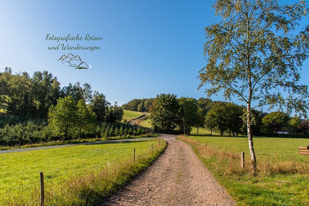 Wandern im Sauerland - Drolshagen A 1