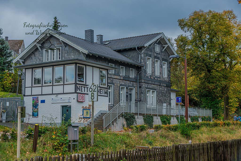 Rad- und Wanderbahnhof Nettersheim