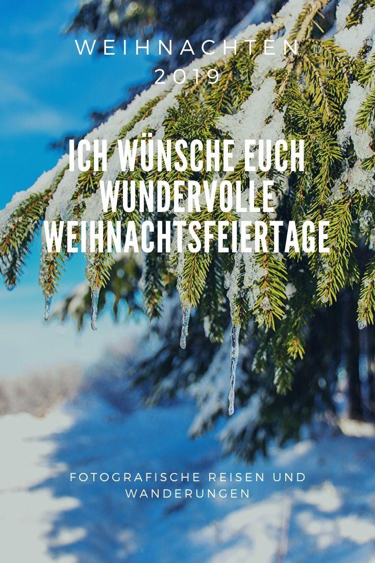 Frohes Weihnachtsfest 2019