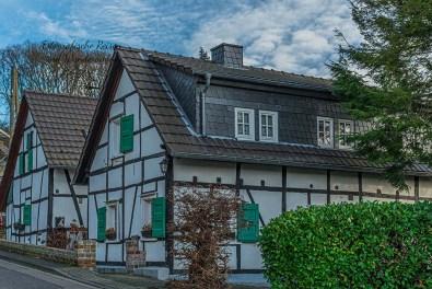 Am Murbach - Schöne Fachwerkhäuser