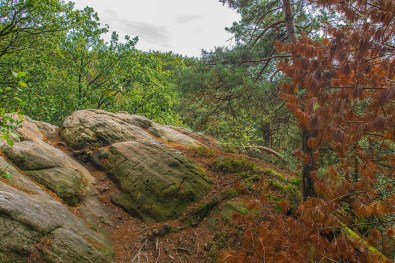 Klettergebiet Plisseetal