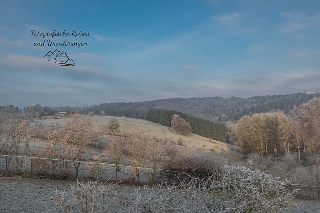 Winterwonne am Eifgenbach