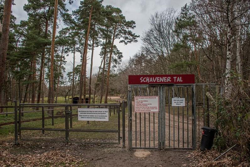 Hochwildpark Kommern