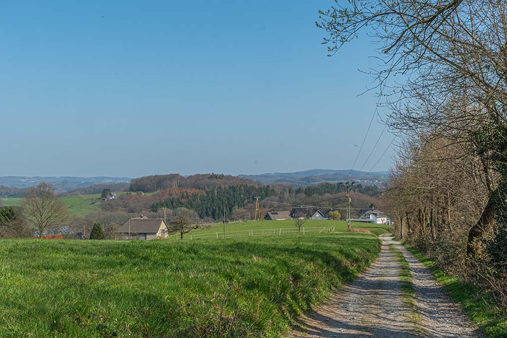Am Rande von Oberhausen/ Kürten