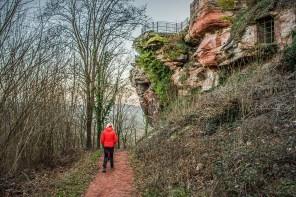 Wanderungen für die Seele Pfalz-Runde um Lindelbrunn