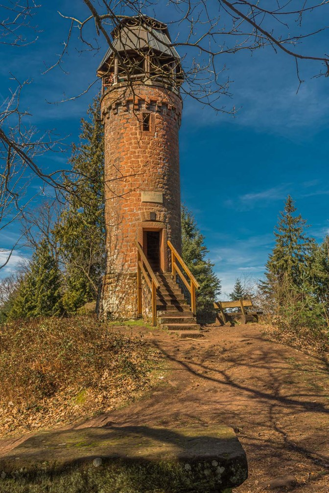 Wanderungen für die Seele Pfalz-Martinsturm