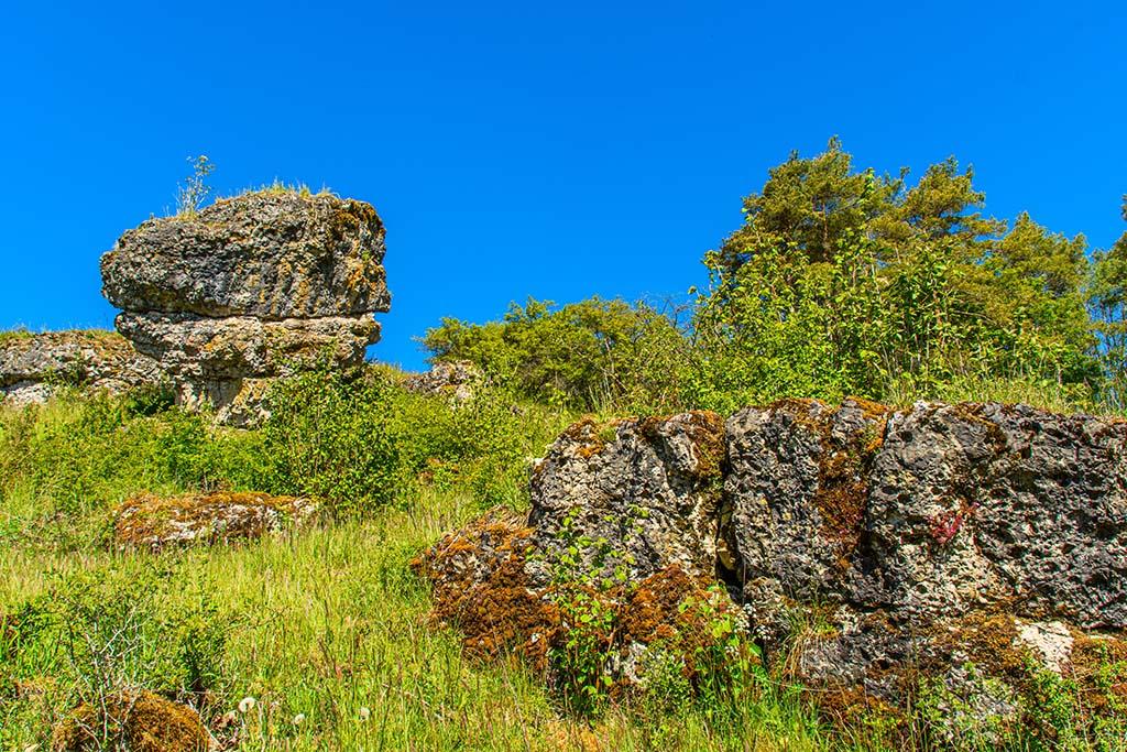 Naturdenkmal Hippelsteinchen