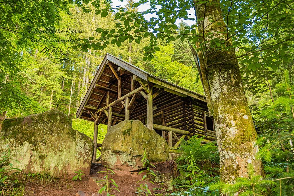 Wasserfallhütte