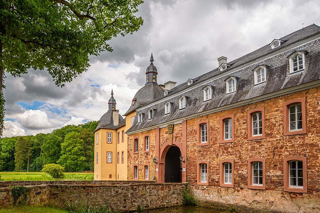 Wasserschloss Eicks