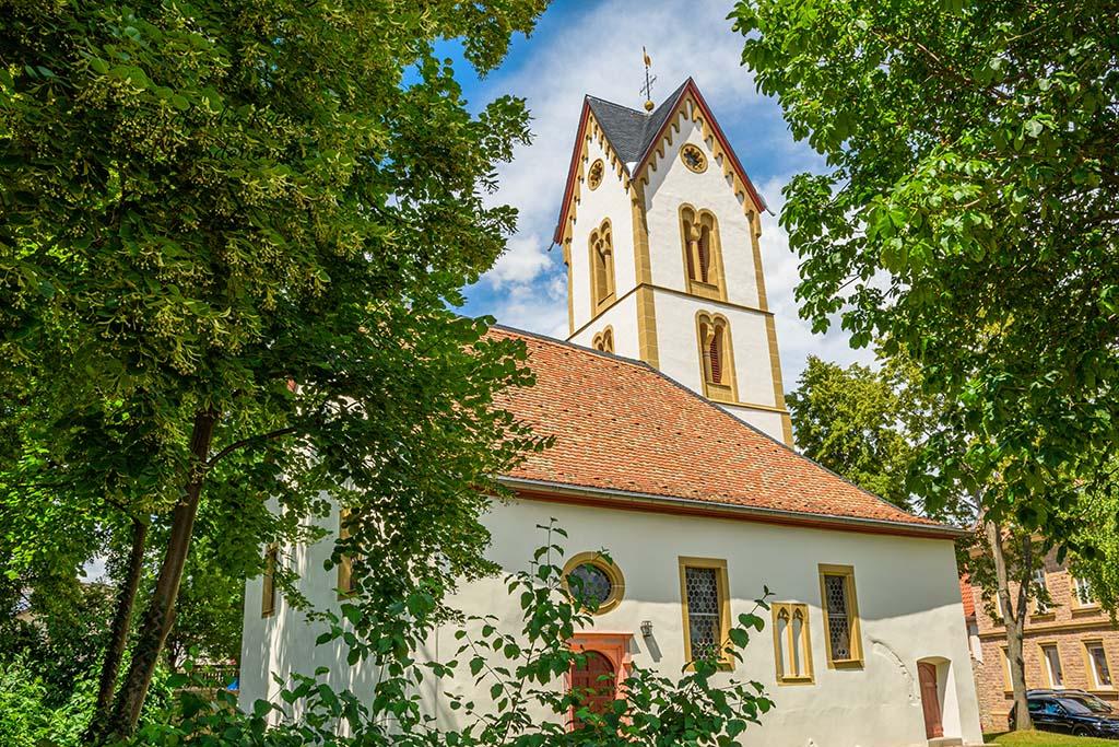 Kirche Siefersheim