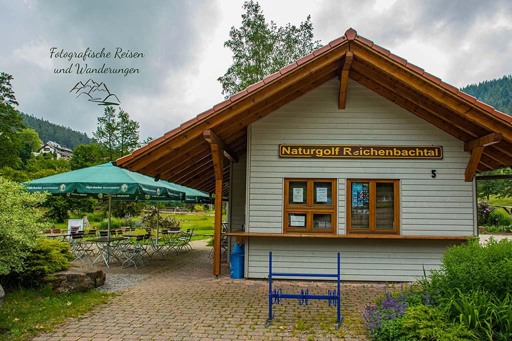 Naturgolfplatz Baiersbronn