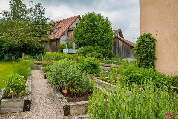 Benediktinische Arzneipflanzengarten Klosterreichenbach