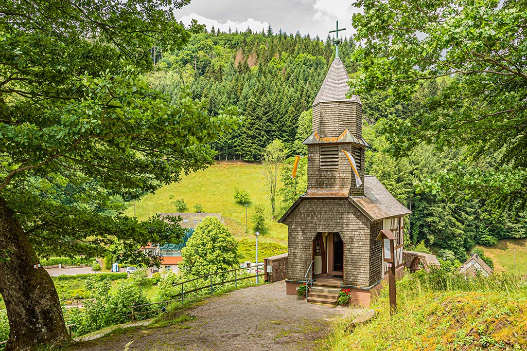 St. Antonius Kapelle Bad Griesbach