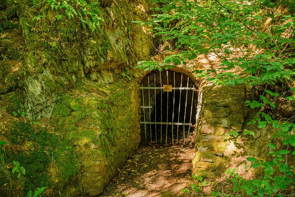 Luftschutzbunker auf dem Trödelsteinpfad