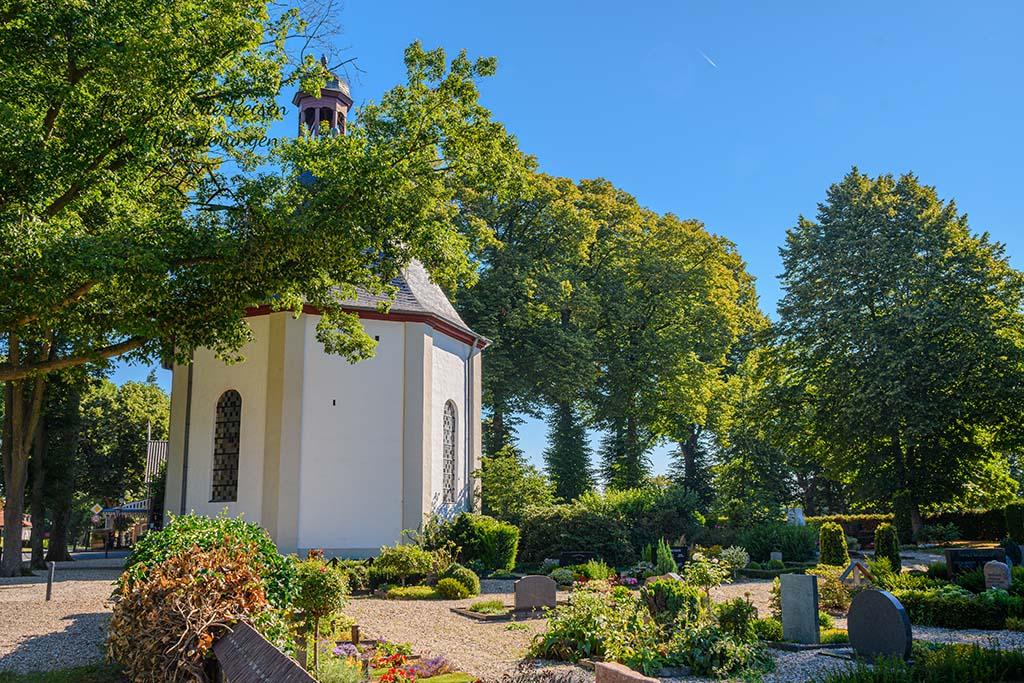 Schlosskirche Moyland- Schloss Moyland